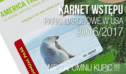 Parki Narodowe-Karnet