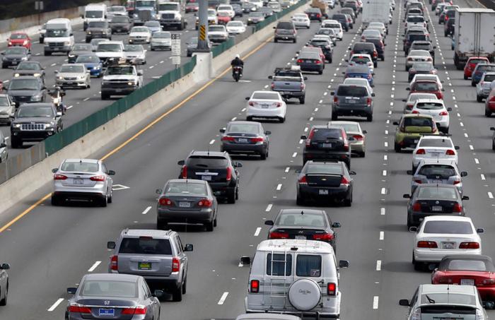 San-Francisco-korek-autostrada