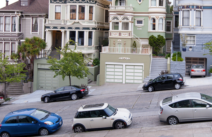 San_Francisco-samochody