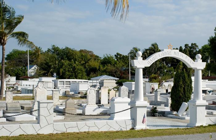 Key-West-Cmentarz