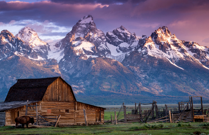 Park Narodowy: Grand Teton