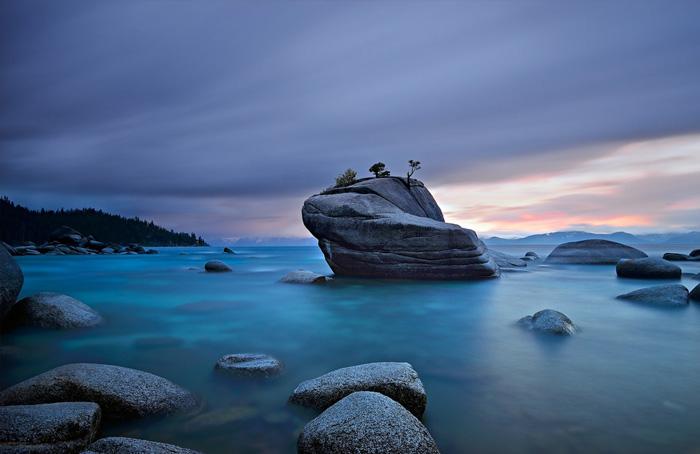Jezioro Tahoe: USA