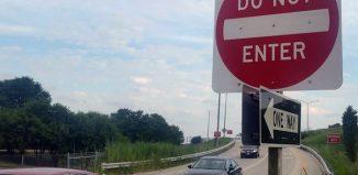 Zjazd-z-autostrady-one-way