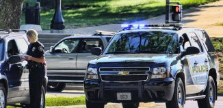 Policja w USA