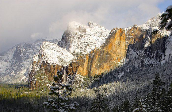 dolina Yosemite