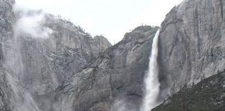 Park-Yosemite-wodospad