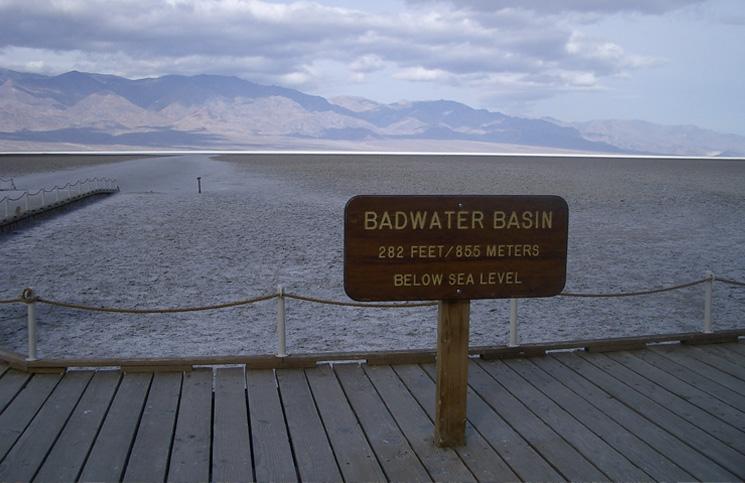 Badwater-informacja