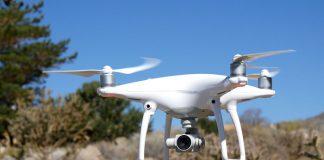 Dron loty w usa