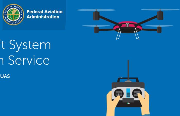Rejestracja dronow w USA
