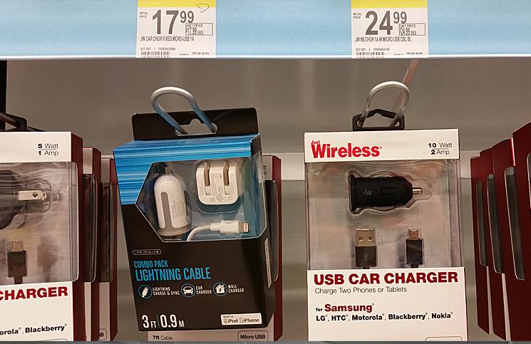 Ladowarka-USB-Samochod-cena-USA