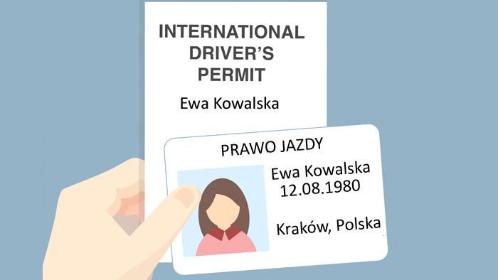 Zielona Karta Usa Jak Wyrobic.Polskie I Miedzynarodowe Prawo Jazdy W Usa Informacje
