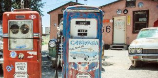 Droga-Route-66-Arizona