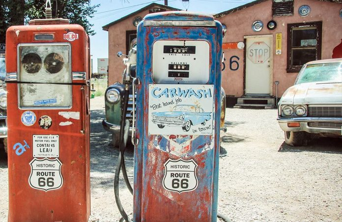 Droga-Route-66-Arizona