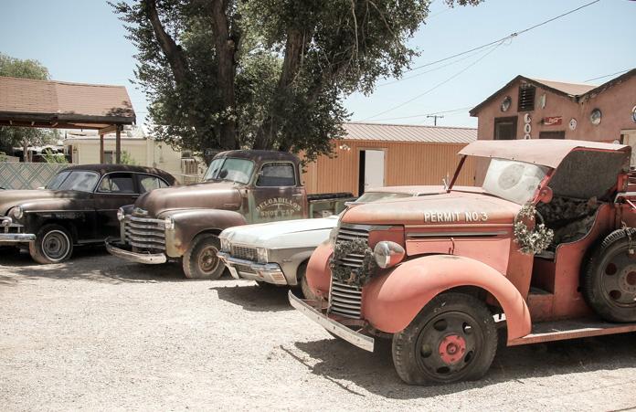 Route-66-Arizona-Samochody