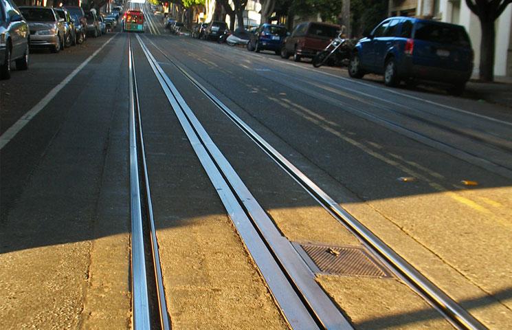 Torowisko-tramwajowe