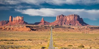 Droga-do-Monument-Valley
