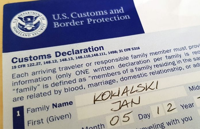 Deklaracja-Celna-do-USA-Lot