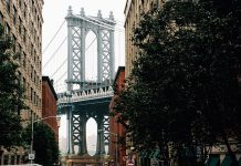 Nowy-Jork-Widok-Manhattan-Bridge