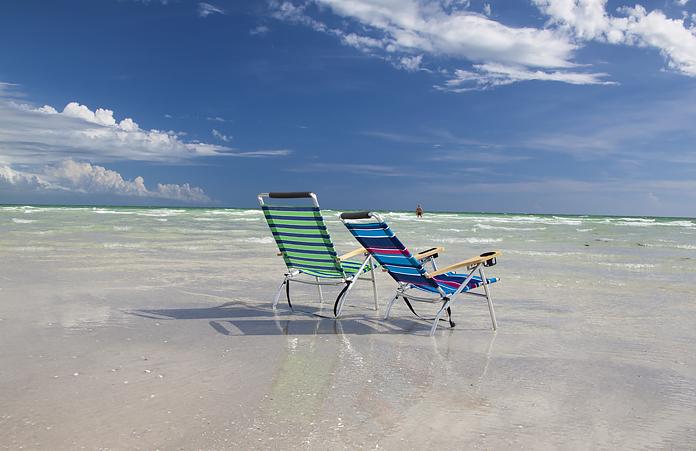 Plaża nad Oceanem - Floryda