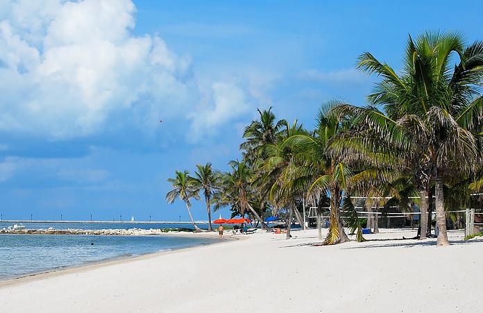 Key West Plaża
