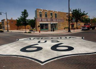 Route 66, Droga 66