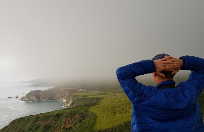 Big Sur Punkt Widokowy