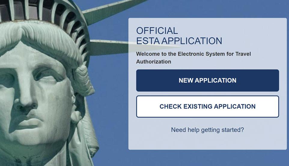 ESTA - Strona-Rejestracji-Systemu-ESTA