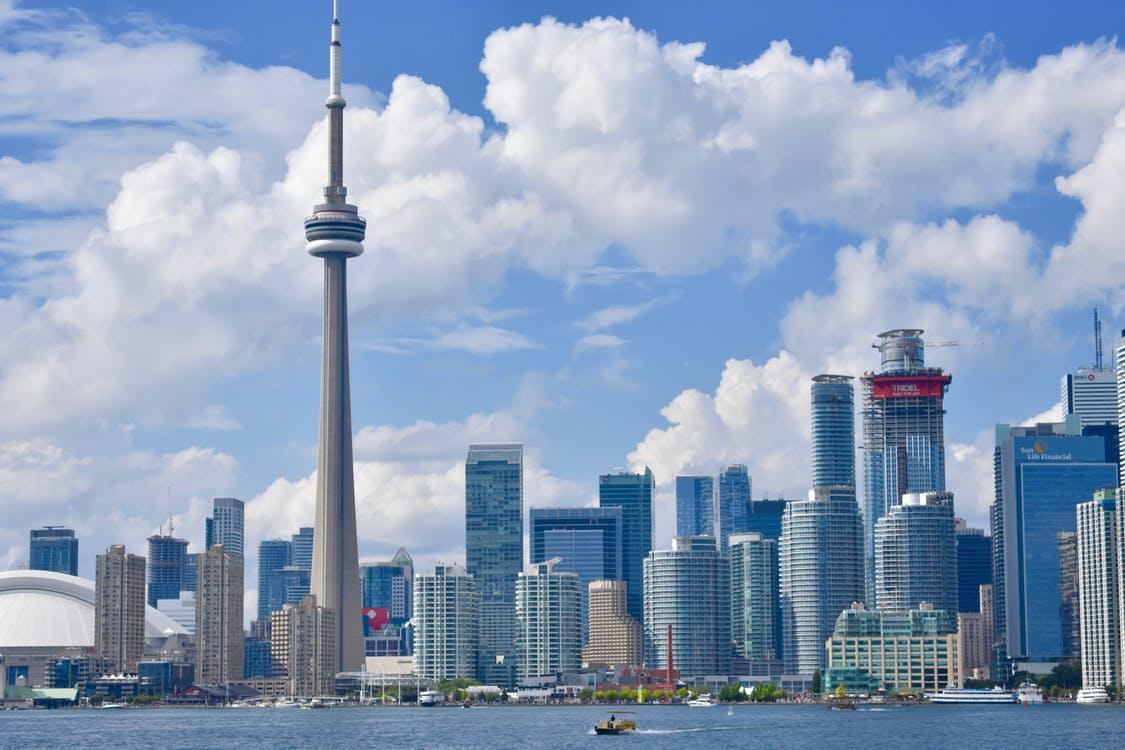 Toronto – największe miasto w Kanadzie