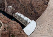 Zapora Hoovera (Hoover Dam)USA